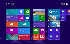 gadgets bureau windows 8 interface pc design interface