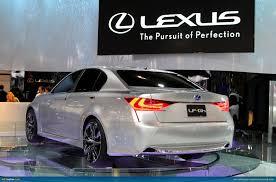 the new lexus lf gh ausmotive com aims 2011 gallery lexus