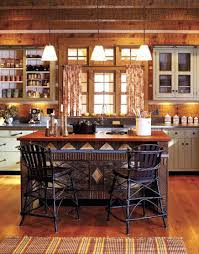 kitchen ideas walls and floors cabin ideashouse ideaslog log cabin