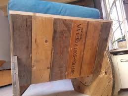 Cable Reel Chair Chair From Reclaimed Cable Reel