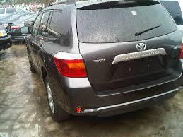 toyota 2008 price toyota highlander 2008 for sale cheap price autos nigeria