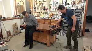 Woodworking Bench Height by Jack Bench The Adjustable Height Work Bench With Scott Grove From
