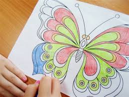 how to make mosaic butterfly simple craft ideas