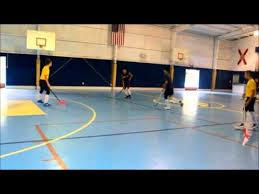 boys 7th 10th physical education program floor hockey 2012 youtube