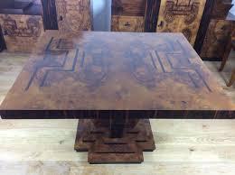 art deco dining room set by osvaldo borsani for sale at pamono