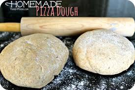 Pizza Dough In A Bread Machine Easy Homemade Pizza Dough From A Bread Machine