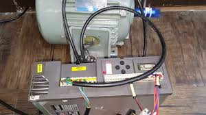 keb combivert inverter 12 f0 r11 3429 youtube