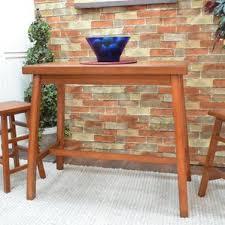Distressed Table Distressed Finish Pub Tables U0026 Bistro Sets You U0027ll Love Wayfair