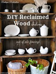 Diy Restoration Hardware Reclaimed Wood Shelf by 407 Best Repurposed Furniture Images On Pinterest Repurposed