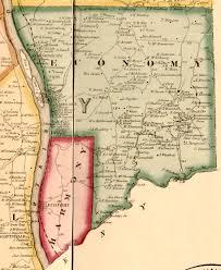 Brighton Colorado Map by Ancestor Tracks Beaver County