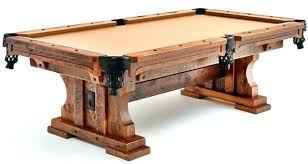 dining room pool table combination pool tables dining table the spartan pool dining table from home