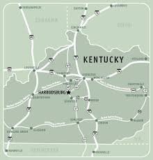 Kentucky travel directions images Maps jpg