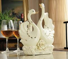 wedding gift decoration swan married the wedding gift for furnishing articles new wedding