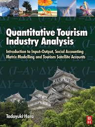 quantitative tourism industry analysis introduction to input