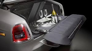 rolls royce inside lights the rolls royce phantom zenith comes with a champagne bar top gear