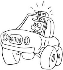 car ambulance police coloring police car car coloring pages