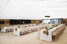 the cow shed crail marquee looking great suzanneblackphotography