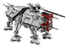 amazon com lego star wars at te discontinued by manufacturer