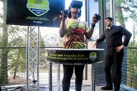 avocado bowl nfl superstar arian foster