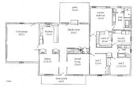 ranch house plans with walkout basement open floor ranch house plans 4 bedroom ranch house plans with