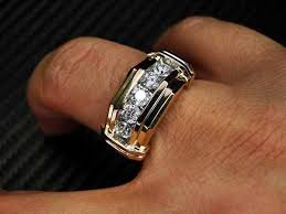 men diamond wedding bands of men yellow and white gold wedding rings best wedding products