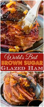 world s best brown sugar ham oh sweet basil