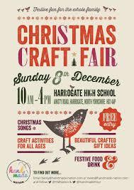 craft market posters for christmas u2013 fun for christmas
