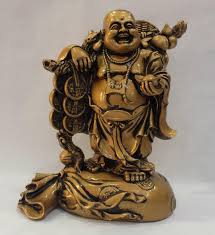 laughing buddha statue 11 inches end 4 16 2018 5 15 pm
