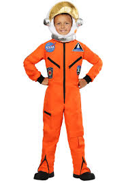 orange jumpsuit orange astronaut jumpsuit child costume