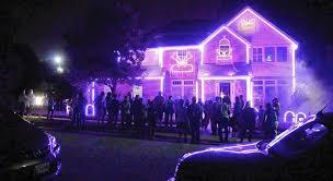 odenton halloween house draws a crowd with silento u0027s
