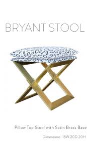 Pillow Tops 54 Best Bar Stool Images On Pinterest Bar Stool Counter Stools