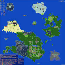 Ffvii World Map by Secret Of Mana World Map Maps Pinterest Videogames And Video