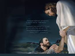 hope u0026 co walking on the water with christ