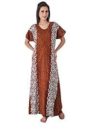 buy masha women u0027s cotton nighty nt3 7 online at best price in