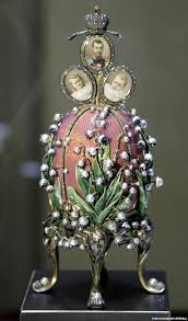 faberge and his eggs