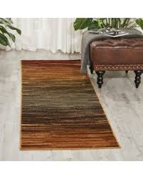 2 X 7 Runner Rug Christmas Savings Are Here 20 Off Nourison Paramount Multicolor