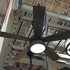 home decorators collection weathered gray ceiling fan h d c 89764 52 indoor outdoor weathered ceiling fan gray check