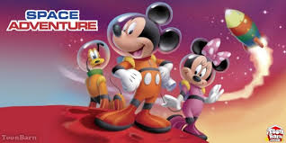 Mickey Mouse Barn Mickey Mouse Clubhouse Space Adventure To Dvd November 8th