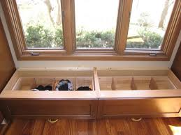 Build Storage Bench Window Seat by Bedroom Outstanding Best 25 Bench Seat With Storage Ideas On