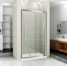 Small Shower Door Bathroom Best Sliding Shower Door Design For Small Shower Room