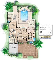 chelsea house plan weber design group