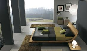 Contemporary Wooden Bed Design For Bedroom Furniture By Presotto - Design of wooden bedroom furniture
