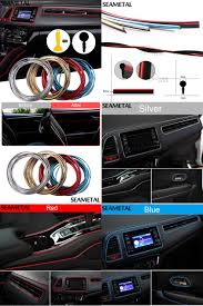 visit to buy 5m car door dashboard air outlet steering wheel
