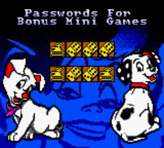 102 dalmatians puppies rescue nintendo game boy color