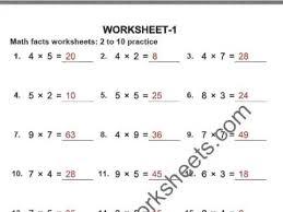 Grade Multiplication Worksheets Grade 4 Multiplication Worksheets
