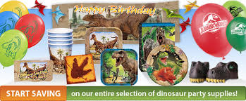 birthday party supplies dinosaur party supplies dinosaur corporation