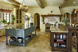 kitchen design and decoration using solid maple wood country
