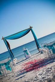 Wedding Arches Beach White Draped Wedding Ceremony Arch Beach Weddings Wooden Floors
