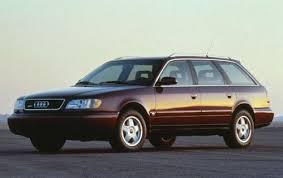 audi a6 1995 used 1995 audi a6 for sale pricing features edmunds