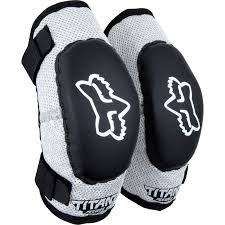 kids fox motocross gear kids peewee titan elbow guard m l fox racing uk